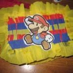 cómo hacer una mini piñata