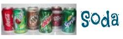 Cómo se dice soda