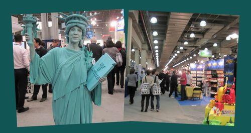 Feria del Juguete eb NY