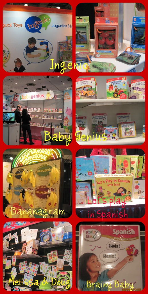 Feria del juguete en NY