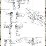 dibujando y aprendiendo espanol