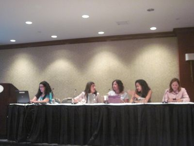 Blogher 12