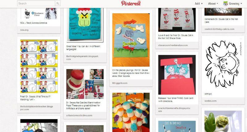 Growing Bilingual Pinterest