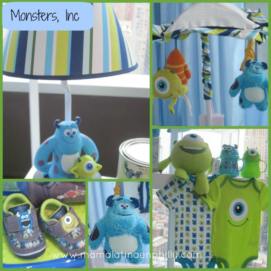 Monsters Disney Baby
