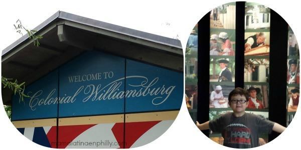 Nuestro viaje en familia a Colonial Williamsburg en Virginia