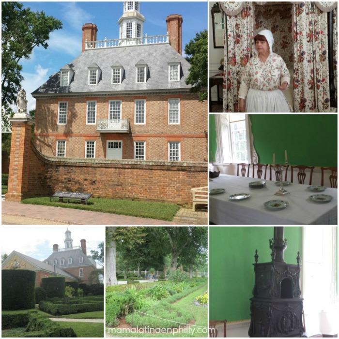Una visita en familia a Colonial Williamsburg en Virginia