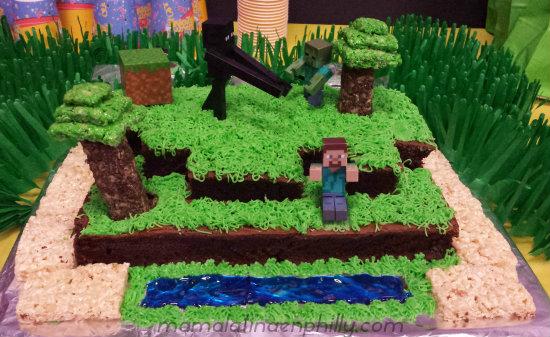 cake de minecraft2