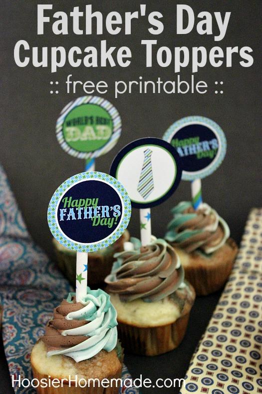 cupcakes para el dia del padre