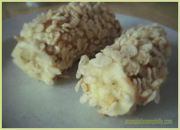 Snacks saludables para luego de la escuela