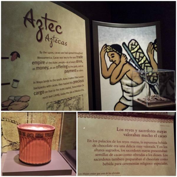 Los aztecas y mayas en la historia del chocolate
