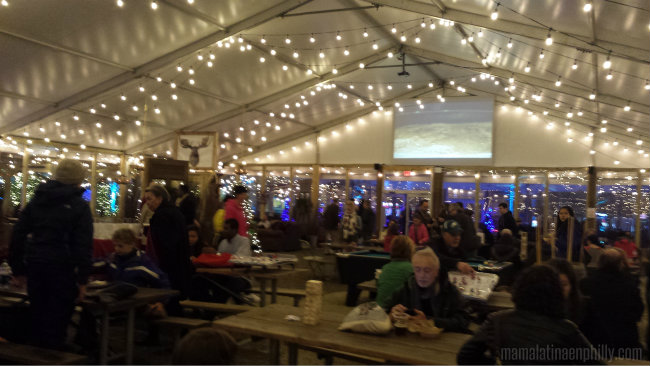 Lodge en el Blue Cross Riverrink Philly