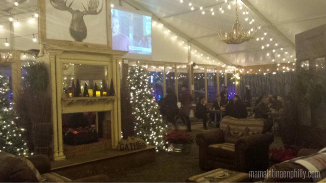 Lodge en el riverrink Philadelphia