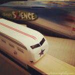 Tren de levitacion magnetica