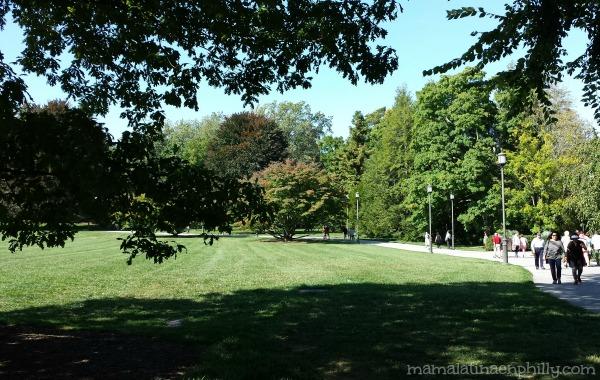 Longwod Gardens uno de los jardines mas bellos del mundo