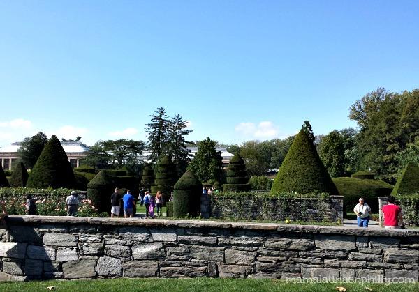 Uno de los jardines mas hermosos del mundo