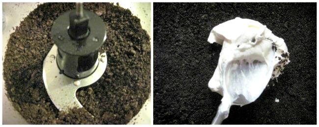 Postre lasaña de chocolate