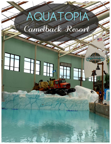Aquatopia Camelback Resort en los Poconos