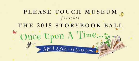 Please Touch Museum Storybook ball Philly