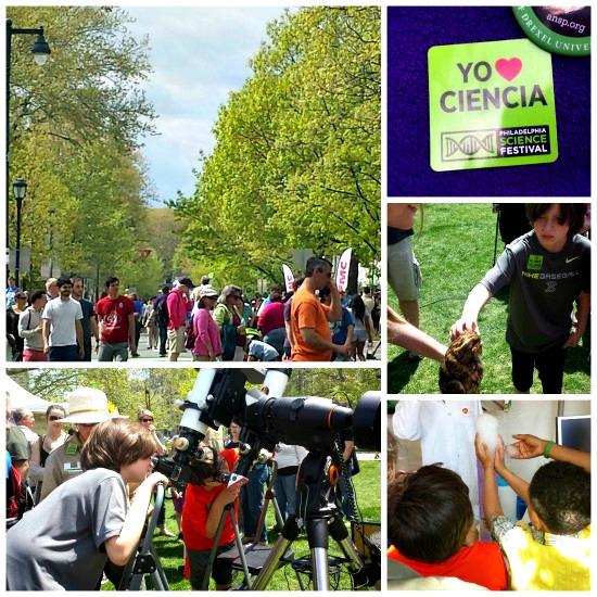 El Festival de Ciencias, un evento educativo para toda la familia - STEM