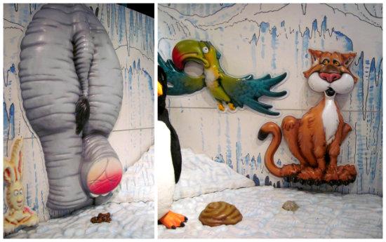 Grossology, la exhibición en la Academia de Natural Sciences en Filadelfia - Philly