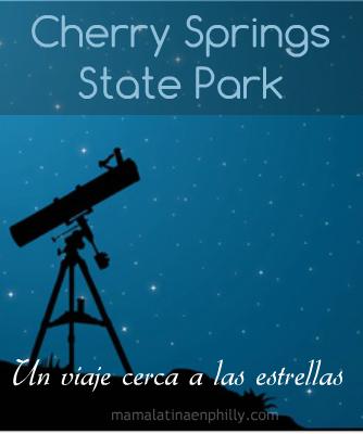 Cherry Springs Park