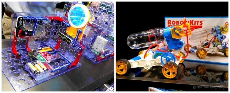 Snap Circuits y 9 Compañias que apuestan por los juguetes educativos #STEM