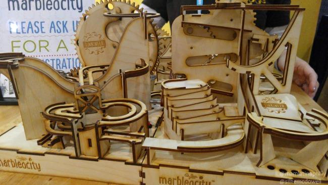 Tinkineer en el Toy Fair de NYC - STEM