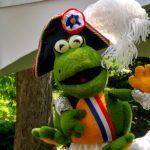 Marionetas en Philadelphia historico