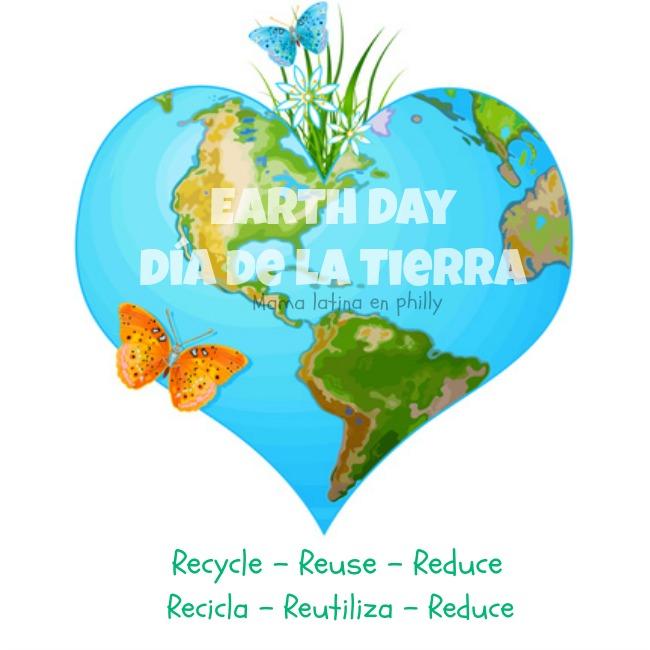 Celebración del Dia de la Tierra