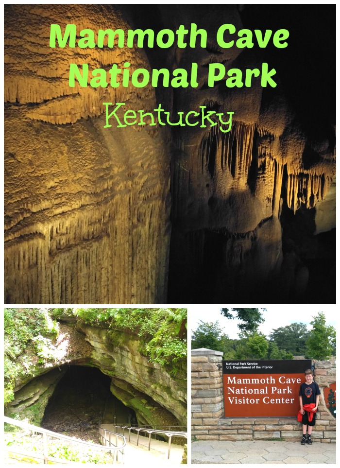 Visitando Mammoth Cave National Park Kentucky