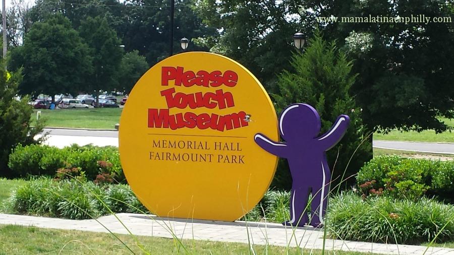 Please Touch Museum en Philadelphia, un lugar para divertirse en familia en Pennsylvania.