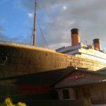Exterior del museo Titanic