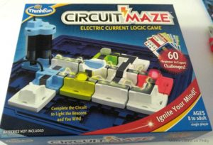 Circuit maze de thinkfun stem