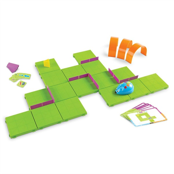 Code & Go Robot Mouse Coding Activity Set. Juguetes Stem, mouse programable.