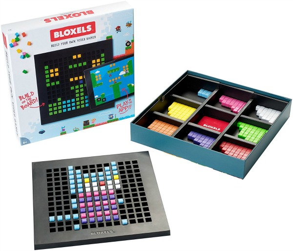 Bloxels. Ideas de juguetes stem para esta Navidad