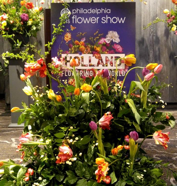 Colores de Holanda Flower show