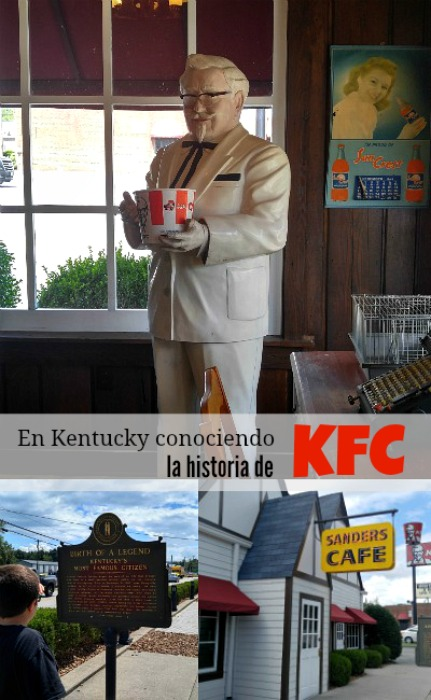 Kentucky, conociendo la historia de KFC