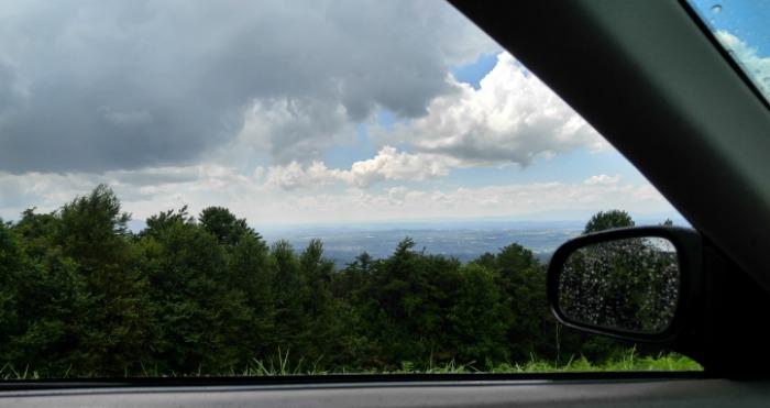 skyline en auto