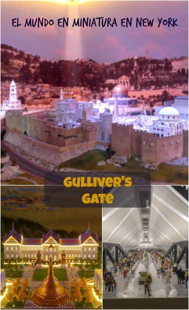 Un viaje alrededor del mundo y sin salir de New York en Gullivr's Gate a pocos pasos del Times Square