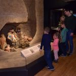 Entierro de las momias en Peru, en el American Museum of Natural History New York