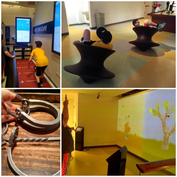 Actividades divertidas y educativas en Momath, el museo de las matematicas en New York.