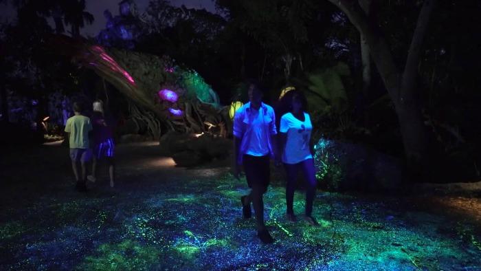 Pandora el mundo de Avatar en Disney