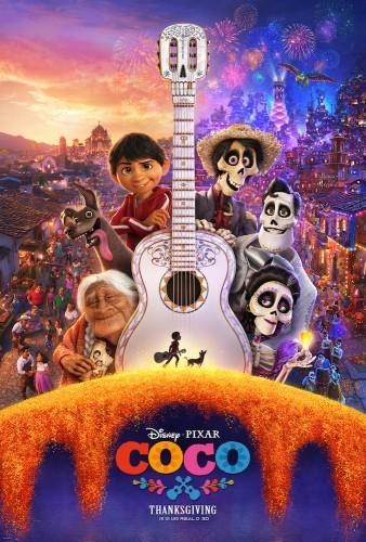 Coco la pelicula de Disney y Pixar