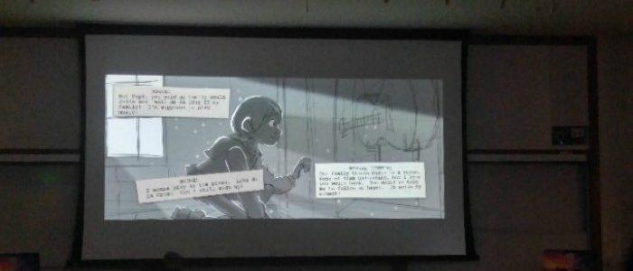 Storyboard COCO Disney Pixar