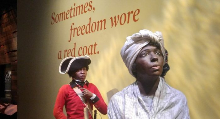 Museo de la revolucion, the american revolution musuem