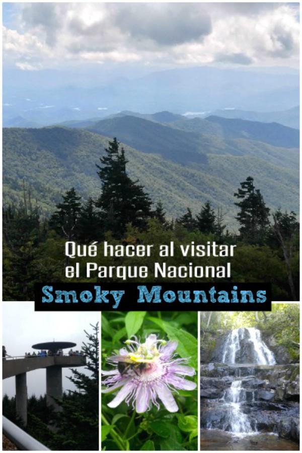 Algunos de los lugares que no puedes dejar de ver durante tu visita al Parque Nacional Smoky Mountains en Tennessee
