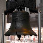 La campana de la libertad de los Estados Unidos en Philadelphia