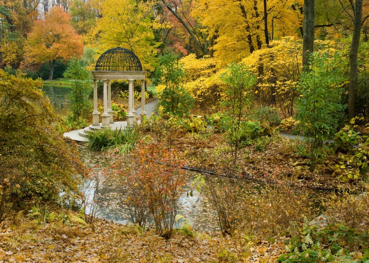 Longwood Gardens y 8 lugares para disfrutar del otoño cerca a Filadelfia