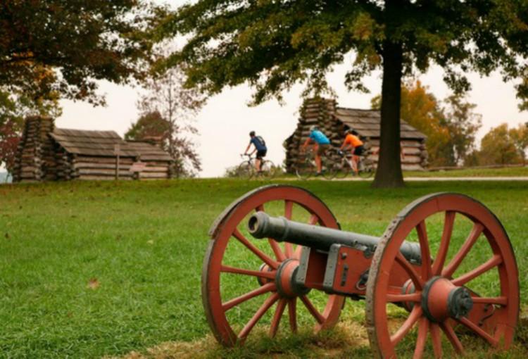 Valley Forge y 8 lugares para disfrutar del otoño en Filadelfia - Philadelphia