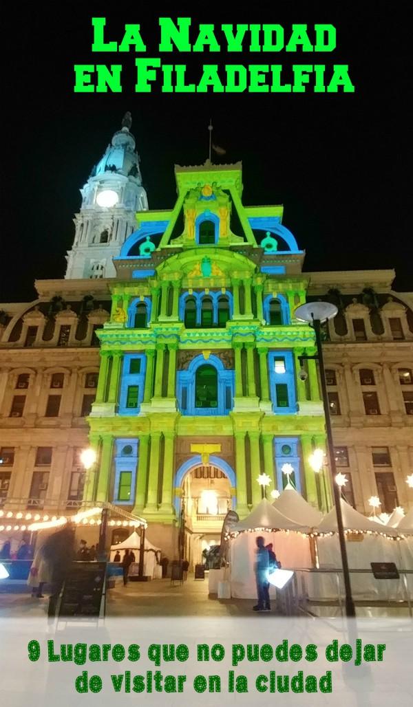 ¿De visita en Filadelfia para la Navidad? No te pierdas de visitar estos 9 lugares que llenan de magia la ciudad.